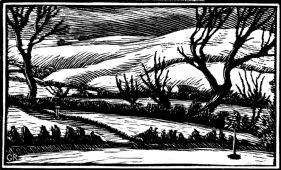 Pegsdon Barns - The Hills